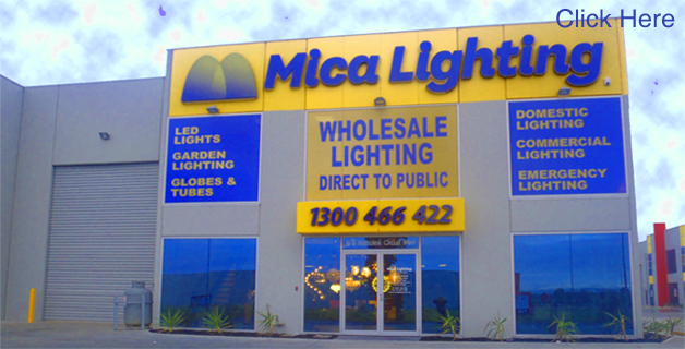 MICA Lighting - Melbourne Warehouse